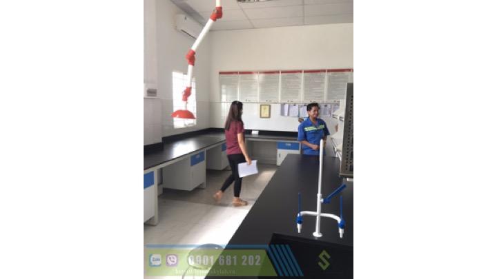 Chụp hút di động phòng thí nghiệm