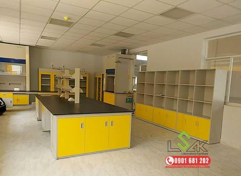 Phòng thí nghiệm công ty techbond