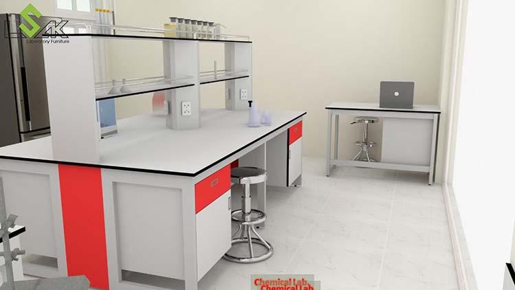 Thiết kế phòng thí nghiệm Công Ty TNHH Sữa Candor M.D Organic Trảng Bàng