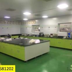 Bàn thí nghiệm trung tâm 4x2m