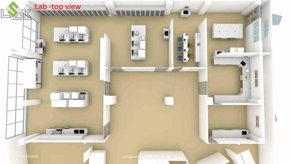 Thiết kế phòng khám đa khoa