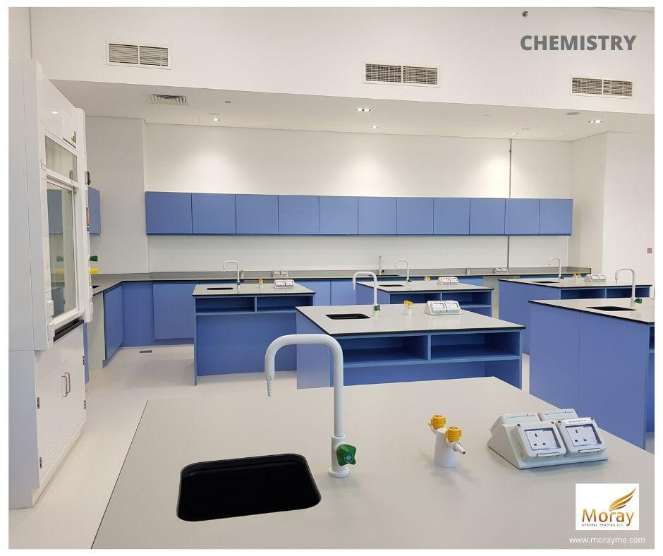 Phòng thí nghiệm hóa học