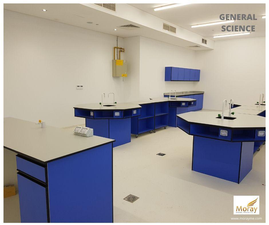 Phòng thí nghiệm khoa học tổng hợp