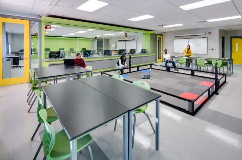 5 bước đơn giản để xây dựng phòng Lab STEM cho trường học