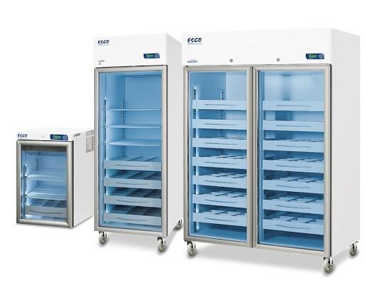 tủ lạnh lưu mẫu esco