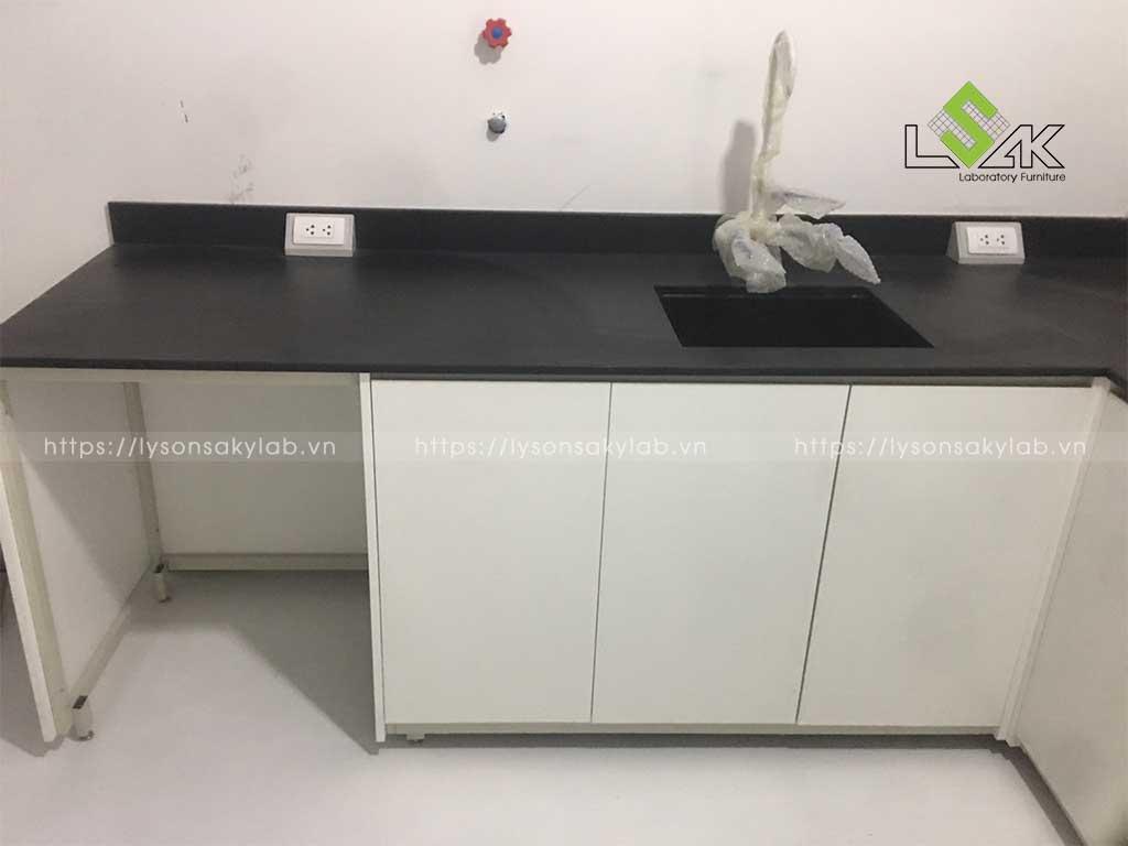 tư vấn thiết kế lắp đặt thi công bàn giao nội thất phòng thí nghiệm