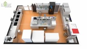 thiet-ke-lab-cell-culture-laboratory