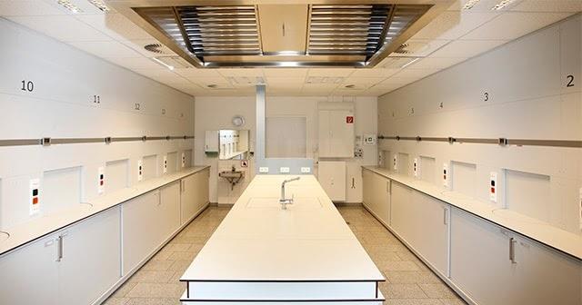 Phòng thí nghiệm cảm quan