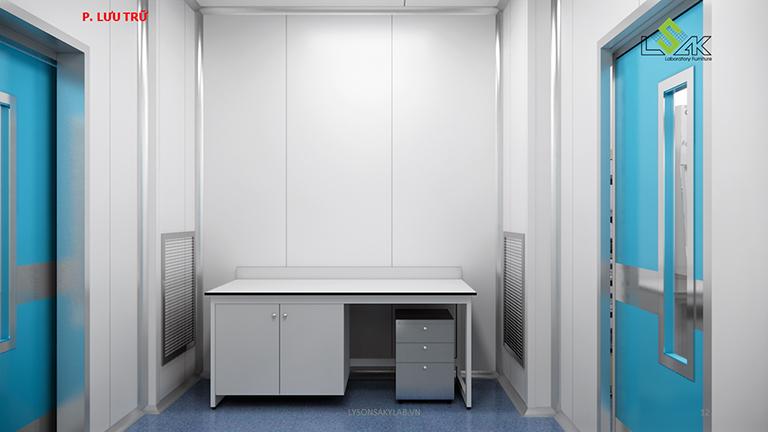 Phòng lưu trữ
