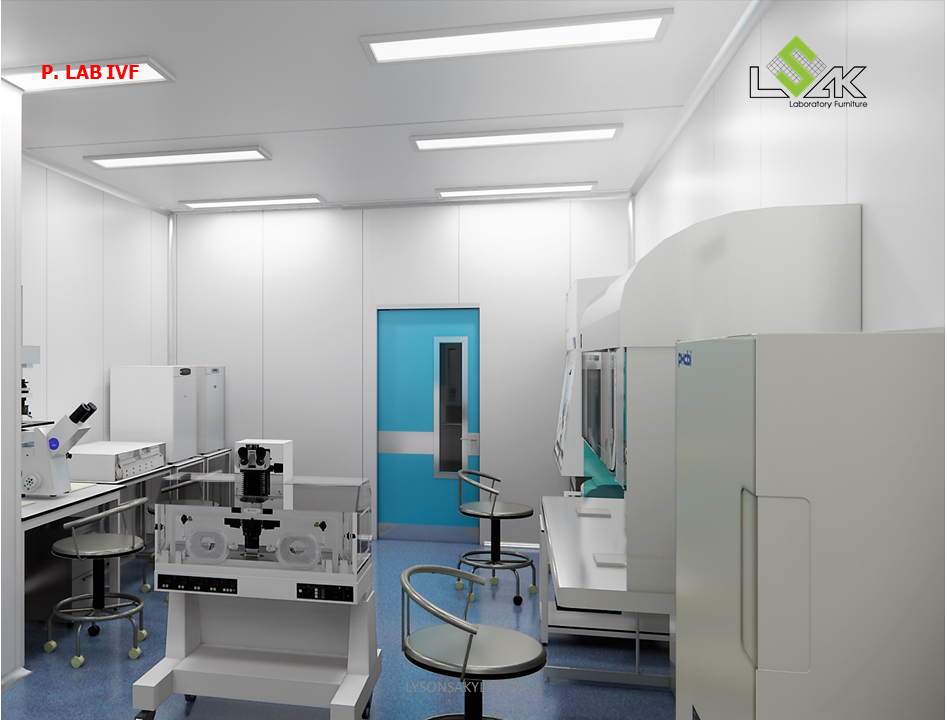 Phòng lab IVF