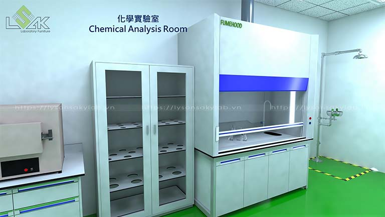 Phòng Chemical Analysis