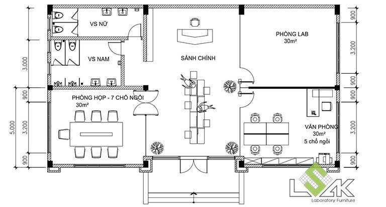 Mặt bằng văn phòng nhà máy sản xuất gia vị nhà máy sản xuất gia vị thực phẩm