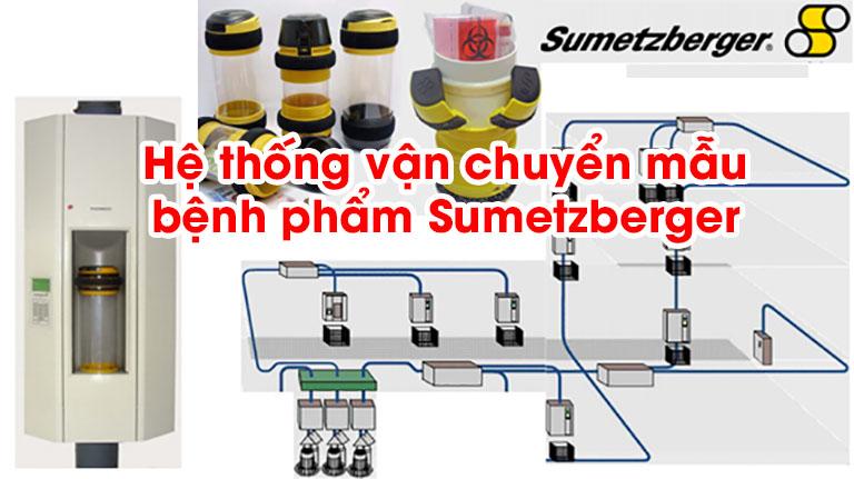 Hệ thống vận chuyển mẫu bệnh phẩmSumetzberger