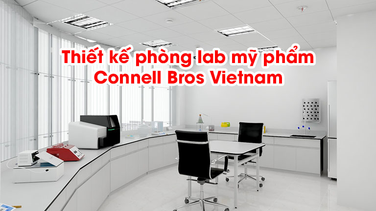 thiet-ke-phong-lab-my-pham-connell-bros-vietnam